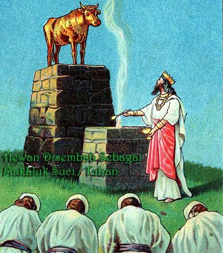 Hewan Disembah Sebagai Makhluk Suci